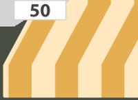 König Storenstoffe Bestellung – Volant-Wölbung 50