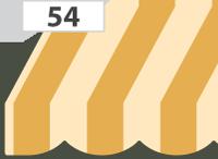 König Storenstoffe Bestellung – Volant-Wölbung 54