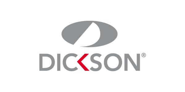 König Storenstoffe Sortiment Dickson – Logo Dickson