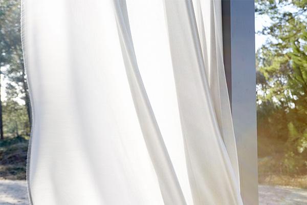König Storenstoffe Outdoor-Vorhänge für die Pergola – Dickson Mild