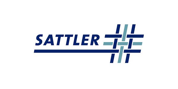 König Storenstoffe Sortiment Sattler – Logo Sattler
