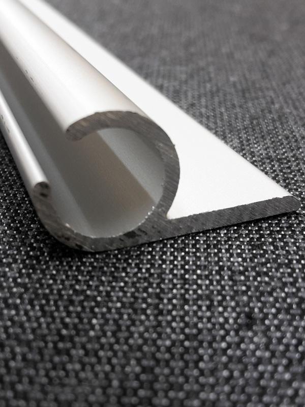 König Storenstoffe Vorhangsysteme – Aluminium Kederschiene